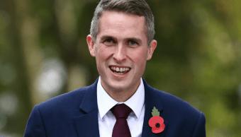 Gavin Williamson, nuevo ministro de Defensa del Reino Unido