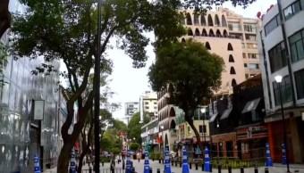 comerciantes rosa pierden cierre calles sismo