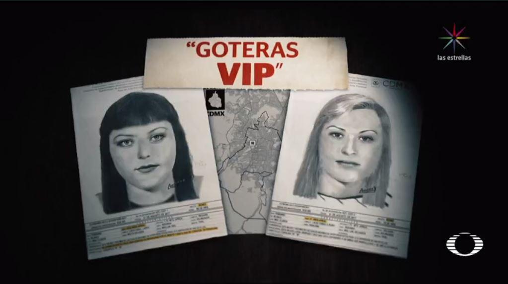 punto obtiene retratos hablados las goteras vip