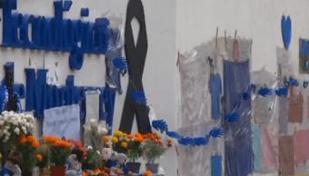 Homenaje a víctimas del sismo 19S en el Tec de Monterrey CDMX