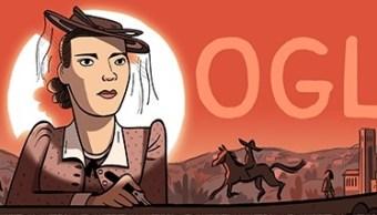Google homenajea a la bailarina mexicana Nellie Campobello
