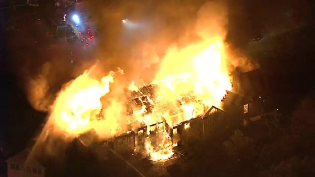 Incendio afecta asilo de ancianos en West Chester, Pennsylvania