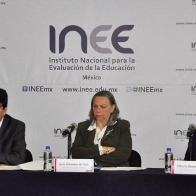 INEE: Estudiantes de secundaria, por abajo de la media internacional en educación cívica