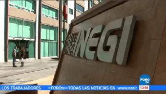 Inegi Presenta Reporte Actividad Económica Septiembre