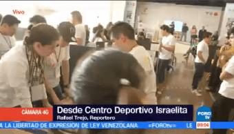 Inicia Innovaton Centro Deportivo Israelita