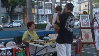 Instalan el Tianguis Cultural Emergente en Acapulco