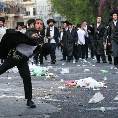 ¿Por qué estos judíos ultraortodoxos se oponen al estado de Israel?