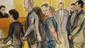 Joaquín El Chapo Guzmán comparece ante una corte en Estados Unidos