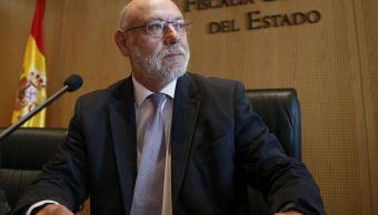 Muere el fiscal general de España, José Manuel Maza