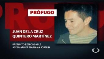 emiten ficha roja localizar presunto asesino mariana joselin
