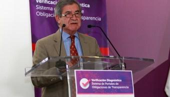Juan Manuel Portal, de la ASF, reportó recuperación de 1,927 mdp