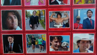 justin trudeau aparece en calendario con imagenes graciosas