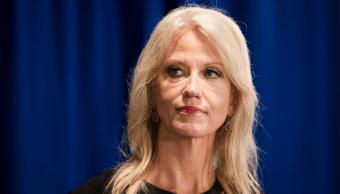 Kellyanne Conway, asesora de la Casa Blanca