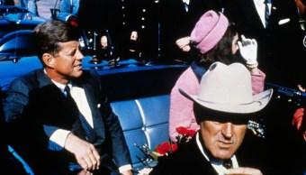 EU conmemora 54 años del asesinato de John F. Kennedy