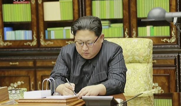 kim jong ordeno lanzar misil coraje medios norcoreanos