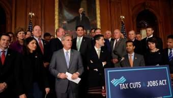 La Cámara de Representantes aprueba la reforma fiscal