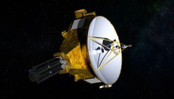 La nave New Horizons pasó por Plutón hace dos años