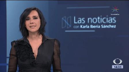 La Noticias, con Karla Iberia: Programa del 24 de noviembre de 2017