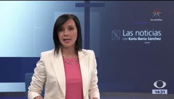 La Noticias, con Karla Iberia: Programa del 7 de noviembre de 2017