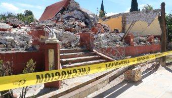 La UNAM estima en 48 mil mdp los costos directos inmediatos tras sismos