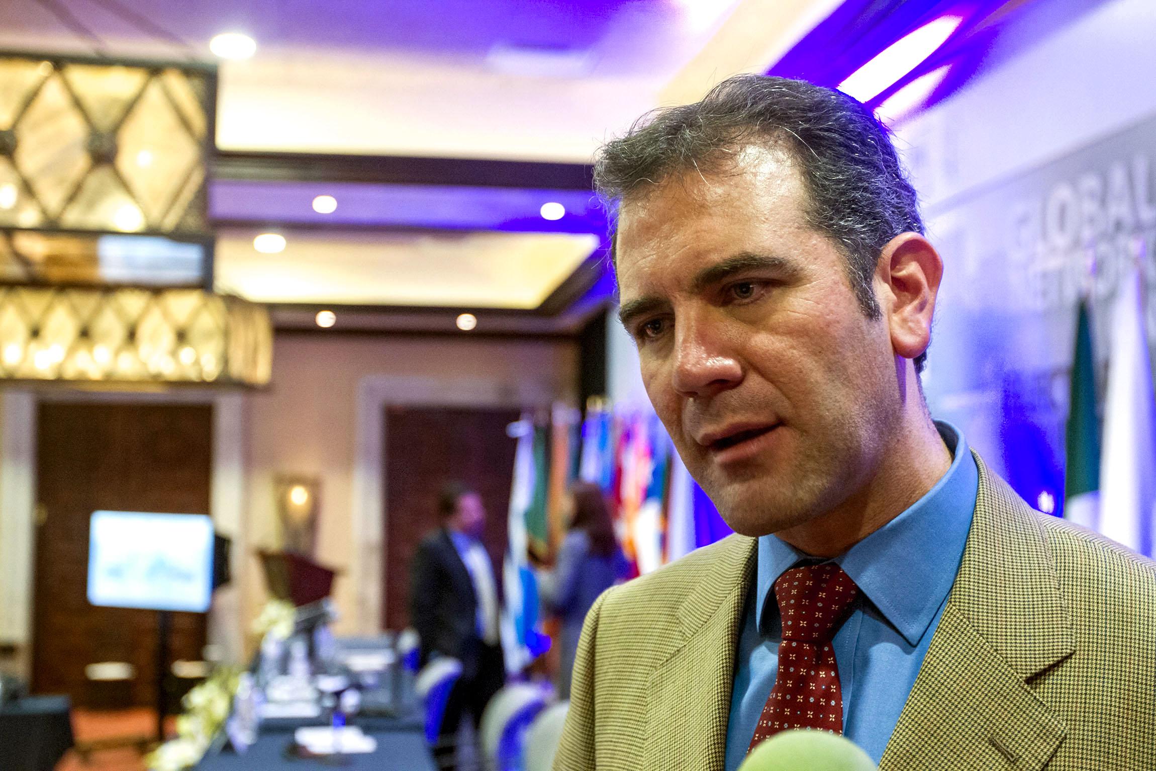 INE afirma que no pedirá más presupuesto para 2018