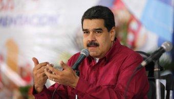 Maduro condena ruptura orden democrático Zimbabue