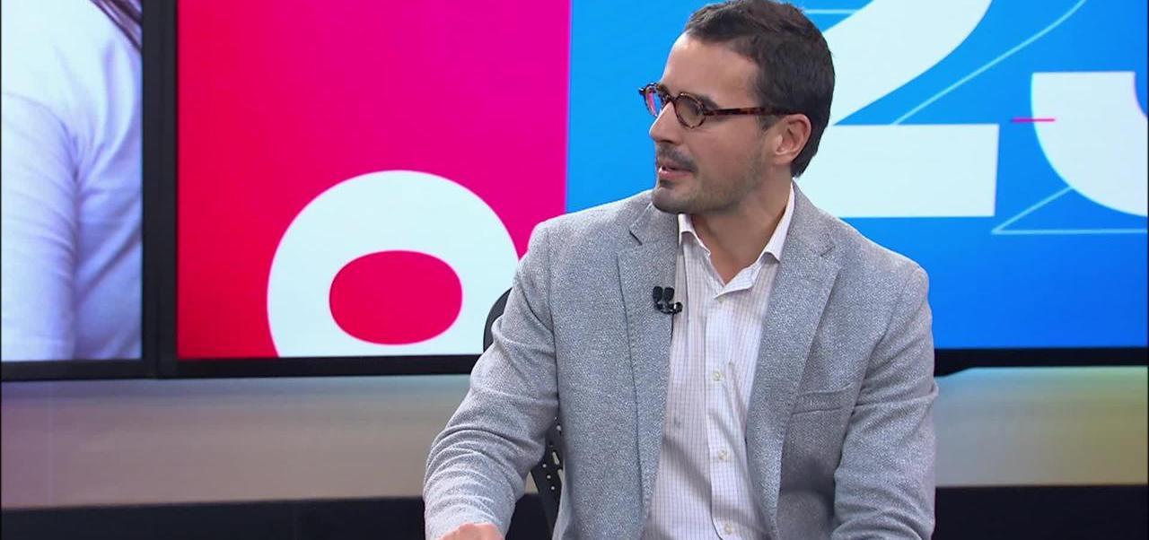 Marco Ferrara, aspirante a candidatura independiente por la Presidencia, en FOROtv