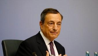 Mario Draghi pide abordar los préstamos morosos