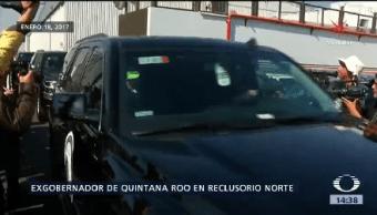 Mario Villanueva Cambiado Penal Ex Gobernador Quintana Roo