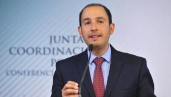 PAN felicita al INE por multar a Morena por fideicomiso