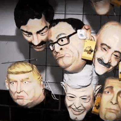 Máscaras de Halloween hechas en Morelos, favoritas en Estados Unidos