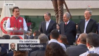 Meade Busca Respaldo Sector Campesino José Antonio