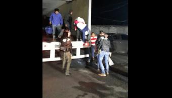 pgr rescata migrantes tabasco procuraduria inm