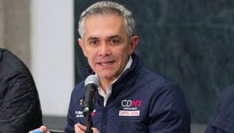 Mancera critica postulaciones Meade Mikel Arriola