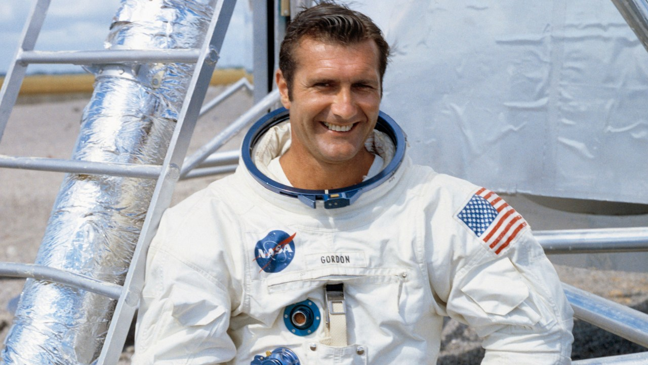 Muere Richard Dick Gordon astronauta Apolo 12