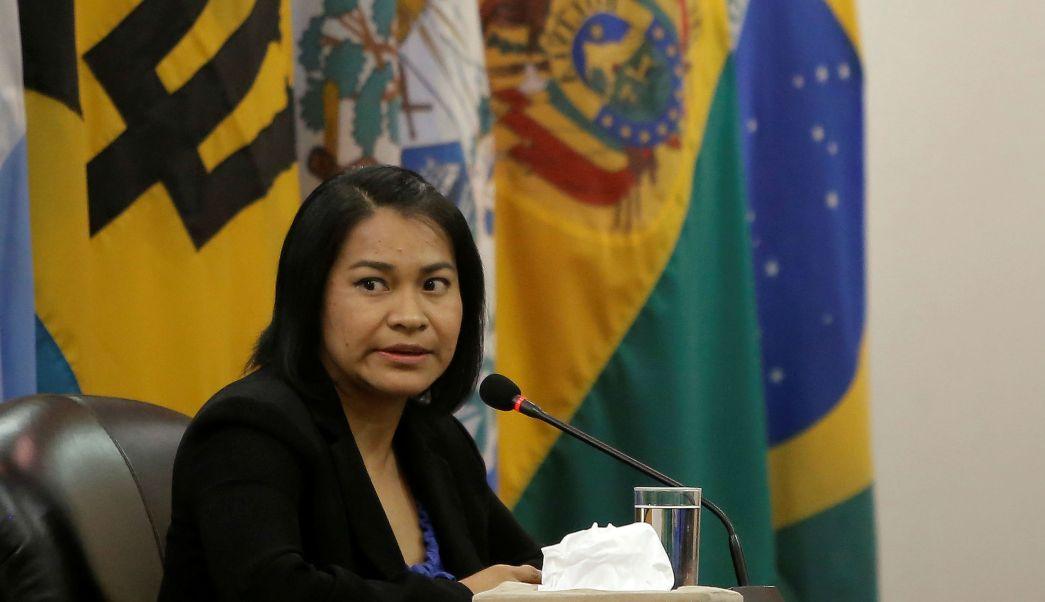 Mujeres de Atenco presentan testimonios ante la CIDH