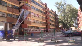 damnificados multifamiliar tlalpan dictamenes estructurales viviendas
