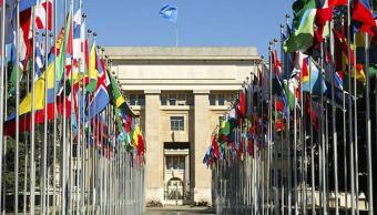 Panorámica de la ONU en Ginebra