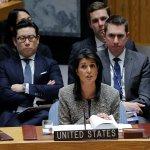 Estados Unidos pide romper lazos diplomáticos y comerciales Norcorea