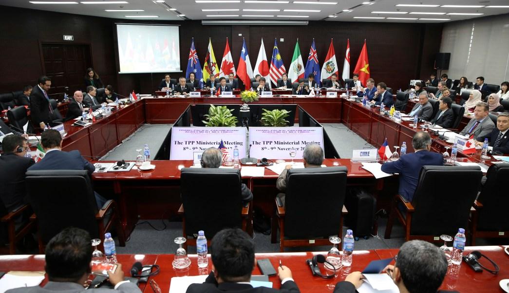 Países del TPP llegan a consenso de un pacto