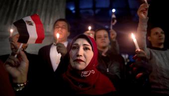Periodistas egipcios protestan en silencio contra el terrorismo