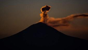 semaforo volcanico cambiara que actividad popocatepetl supere 2000 cenapred