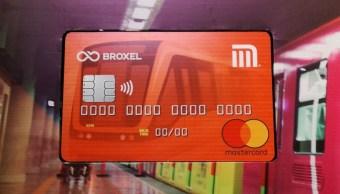 Nueva Tarjeta del Metro, Miguel Angel Mancera, Tarjeta Metro, Metro, Plástico, Tarjeta