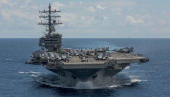 aeronave marina eu se estrella cerca japon