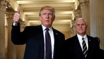 Congreso envía Trump propuesta gastos militares