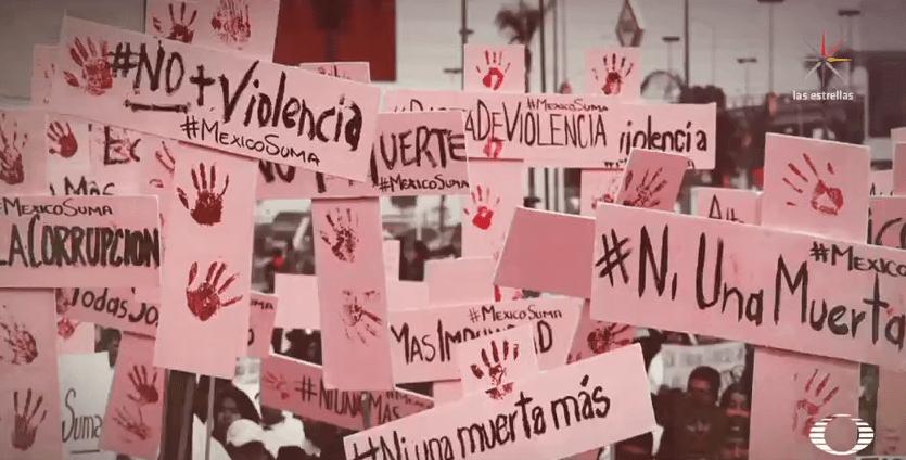Reportan un feminicidio cada dos días en capital mexicana
