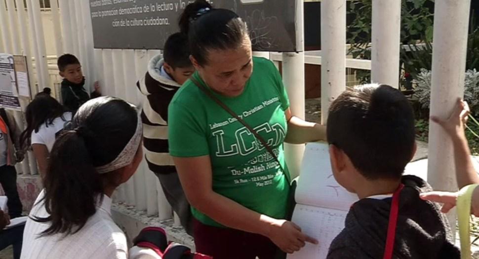 Reinician clases alumnos de primaria Toribio Velasco