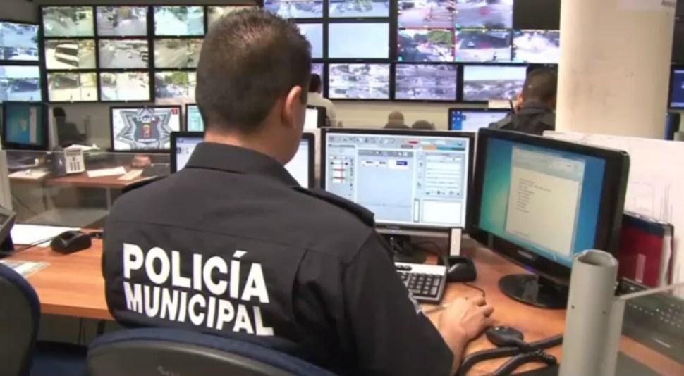reparan camaras de vigilancia en culiacan sinaloa