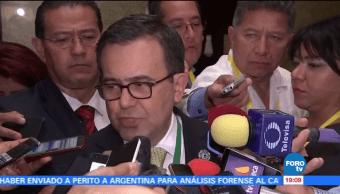 Se buscará relanzar el TTP en enero, dice Ildefonso Guajardo