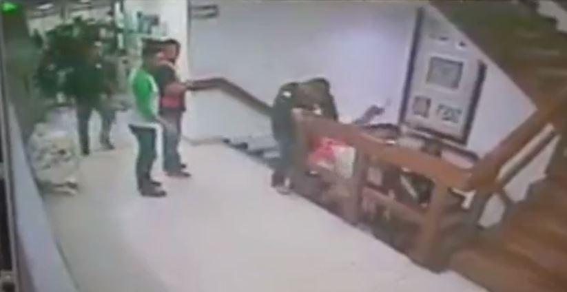 Secuestrador intenta quitarse la vida en la SEIDO